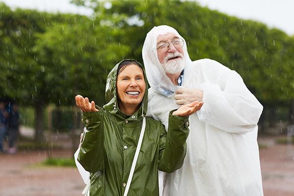 áo mưa hàng chợ